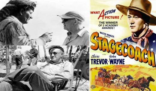 "Tiburon Film Society Presents ""John Ford/John Wayne: The Filmmaker & the Legend"""