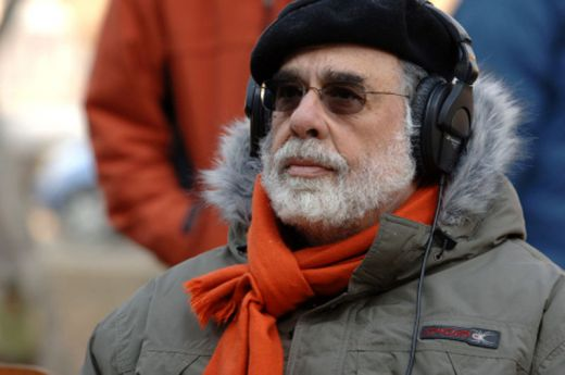 Francis Ford Coppola Directing YOUTH WITHOUT YOUTH