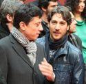 ALBERTO AMMAN Y CARLOS BARDEM