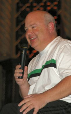 "Kyle Gass of ""D-Tour: A Tenacious Documentary"""