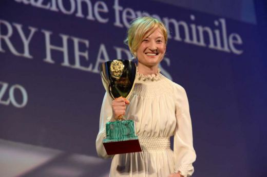 Coppa Volpi for Best Actress to Alba Rohrwacher