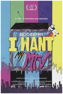 Interview with Directors Tyler Measom and Patrick Waldrop for 'BIOGRAPHY: I WANT MY MTV' (2019)