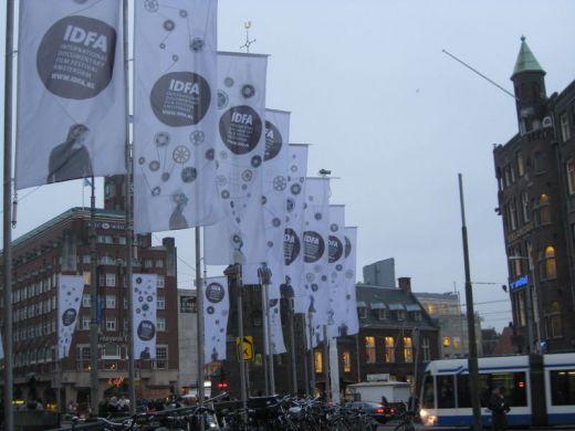 IDFA Banners in Amsterdam