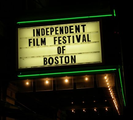 IFFBoston 2009 - So it begins...