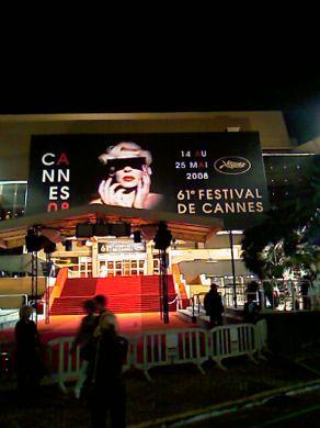 Cannes Film Festival Palais