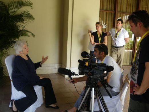 Interview with Thelma Schoonmaker