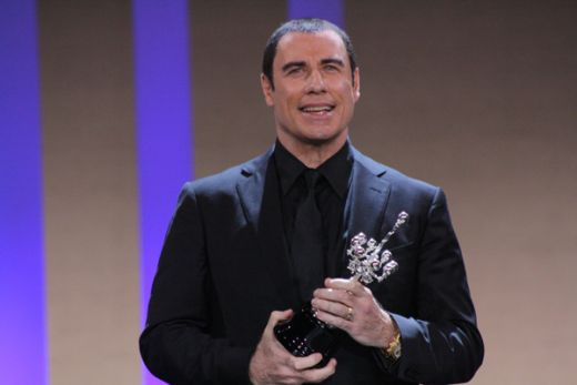 John Travolta Donostia Award