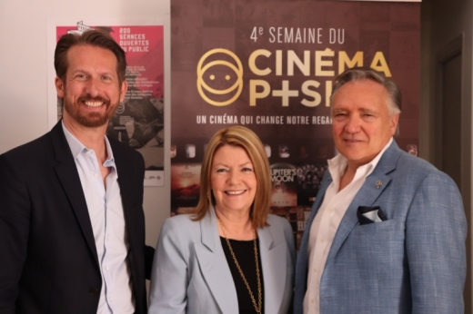 Sharkwater Extinction Screening in Cannes