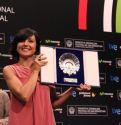 Marian Alvarez, Silver Shell winner Best Actress,La Herida