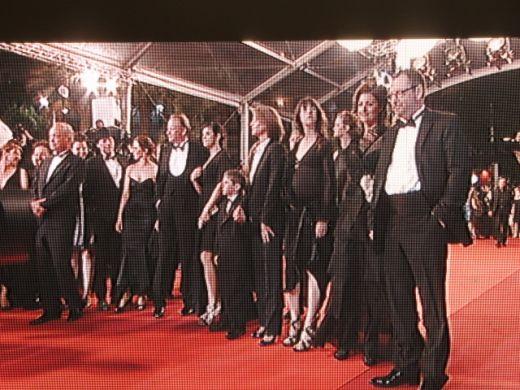Melancholia at Cannes