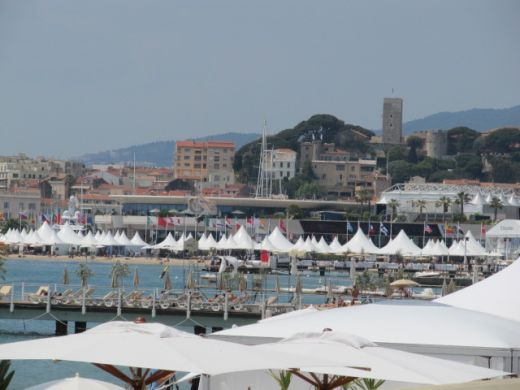 64th Cannes market