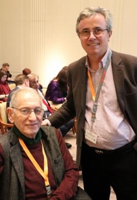 Alex Deleon and Bruno Chatelin