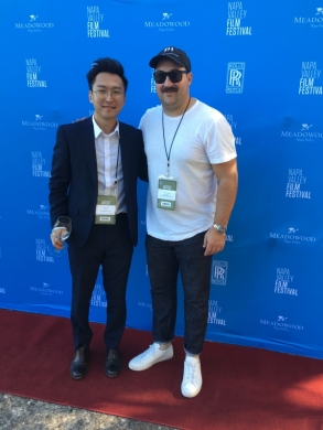 Interview with Director Alvin Joo and Writer Nate Ward for 'The Bibcock's Incursion' (2018) @ NVFF
