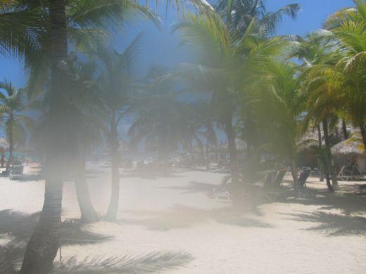 Aruba!!! Its hot here!