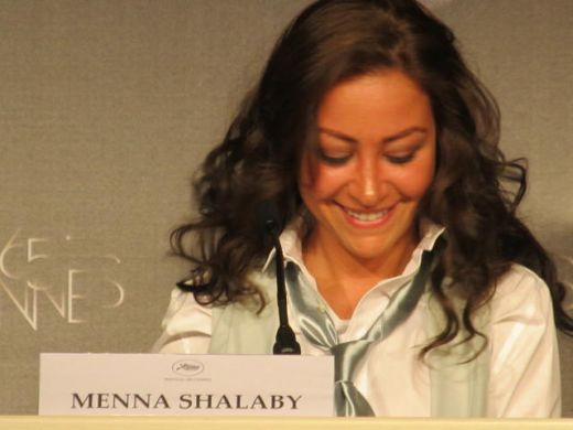 BAAD EL MAWKEAA (AFTER THE BATTLE). Press conference at Cannes 2012