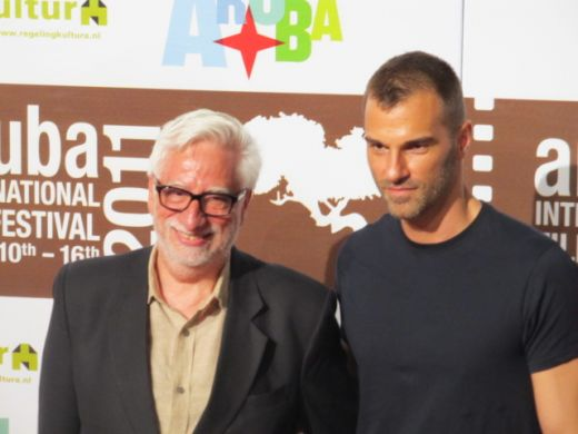 Claudio and Ale at AIFF 2!