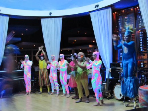 Aruba party nights!