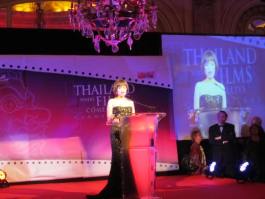 'Thai Night Cannes 2012'