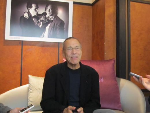 Andrei Konchalovsky at 65th Cannes