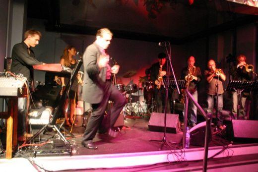 1EYE performing the 'Whiskey Business' Album Showcase at Oceana, Birmingham, UK