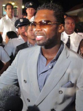 50 Cent in Aruba!