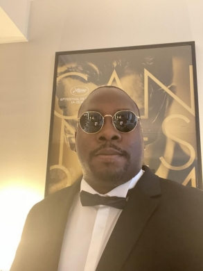 Interview with Producer Jon Gosier at the 74th Cannes Film Festival