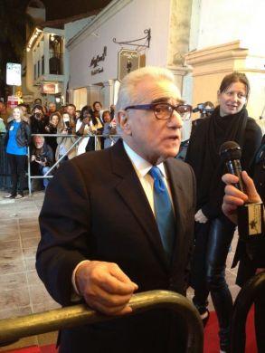 Martin Scorsese at 27th Santa Barbara Int'l FIlm Fest
