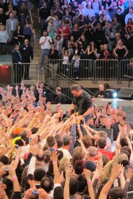 Bruce Springsteen, Madison Square Garden, 4/6/2012