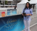 Marijana in Cannes