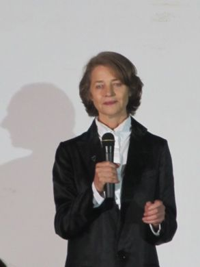Charlotte Rampling at SFF 2011