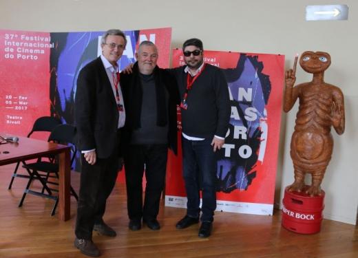 Mario Dorminsky, Vassilis Mazomenos and Bruno Chatelin
