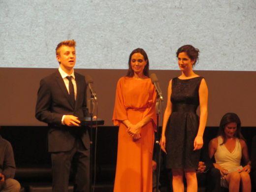 Angelina Jolie at SFF