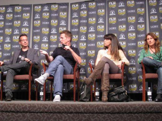 TV Directors Panel at FIlm Independent Forum