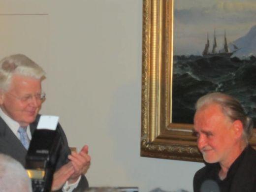 Bela Tarr received lifetime achievement award