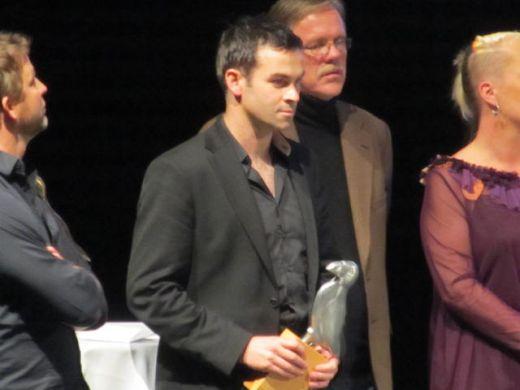 THE PIPE wins RIFF Environmental Award