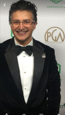 Kayvan Mashayekh Co-Chair, International Committee Producers Guild of America