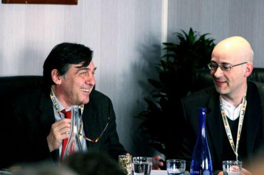 Giorgio Gosetti and Torsten Neunmann