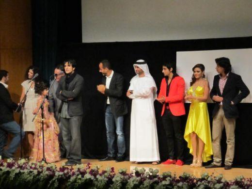 SEA SHADOW at Abu Dhabi Film Festival 2011