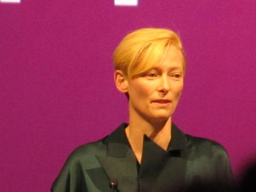 Tilda Swinton at ADFF 2011