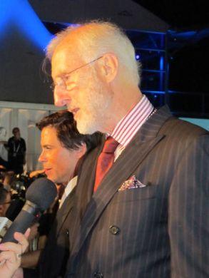 Golden Globe winner, The Artist (2011)