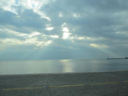 Thessaloniki horizons