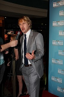 Hall Pass Red Carpet Premiere