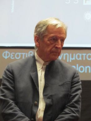 Costa-Gavras at 53rd TIFF