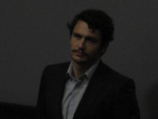 James Franco at PSIFF 2011 on SAL