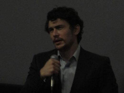 James Franco at PSIFF 2011 on SAL