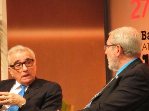 Martin Scorsese at SBIFF 2012
