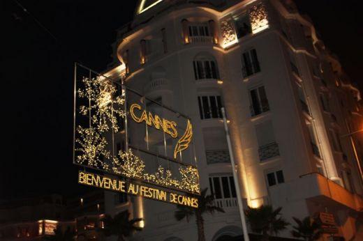 """""""Bienvenue au Festival de Cannes"""""""
