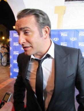 Jean Dujardin at SBIFF