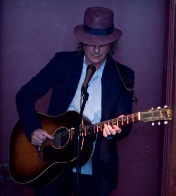 Gary Lucas at the Gershwin Hotel NYC 5/10/11
