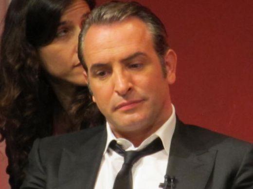 Jean Dujardin speaking